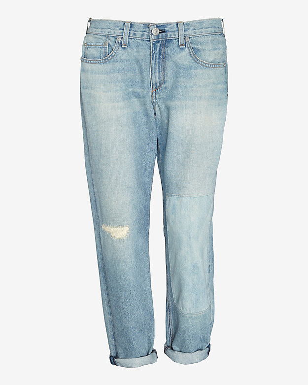 rag & bone/JEAN Beachcomber Boyfriend Repair Jean