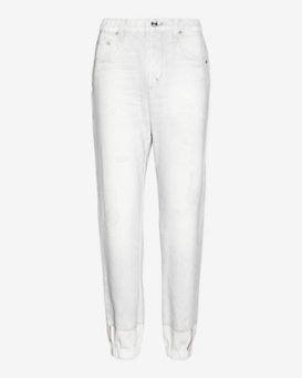 rag & bone/JEAN EXCLUSIVE Miramar Sweatpant Jean: White