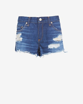 rag & bone/JEAN Freeport Destroyed Cut Offs