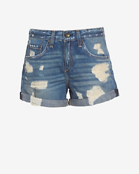 rag & bone/JEAN Obispo BF Rebel Short