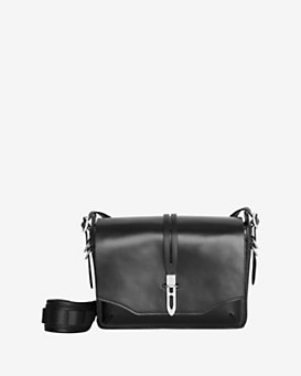 rag & bone Enfield Shoulder Bag: Black