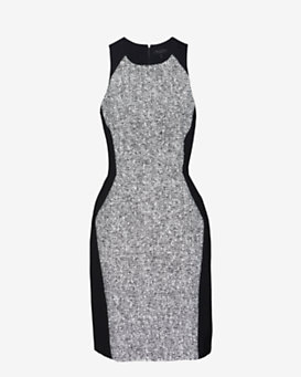 rag & bone Clemence Sleeveless Tweed Dress