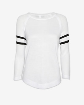 rag & bone EXCLUSIVE Colorblock Raglan