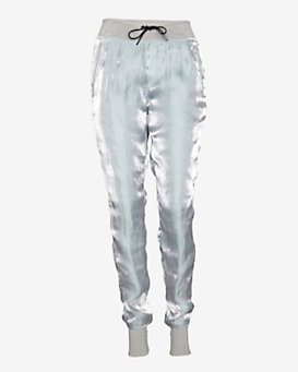 rag & bone Lena Shiny Track Pants