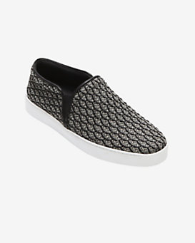 rag & bone Kent Honeycomb Slip On Sneaker