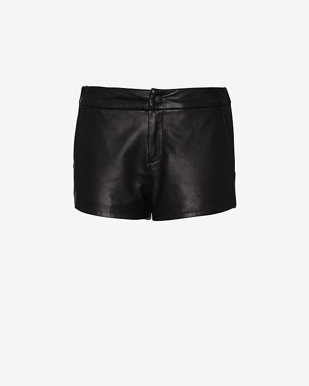 rag & bone Nesi Leather Short