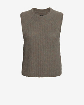 rag & bone Ivana Knit Sleeveless Top