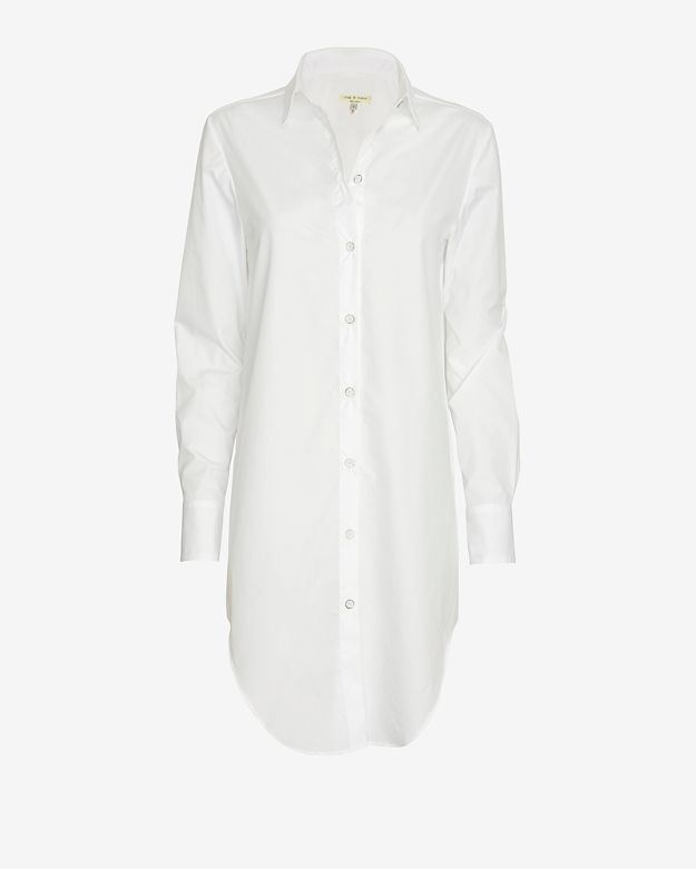 rag & bone Nightingale Hi/Lo Shirt Dress
