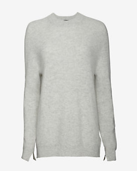 rag & bone Valentina Crewneck Tunic Sweater