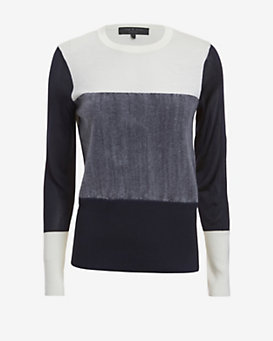 rag & bone Marissa Long-Sleeve Pullover