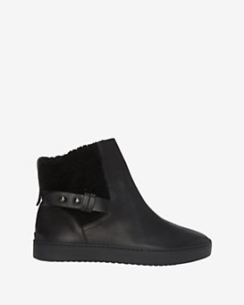 rag & bone Farling Shearling Sneaker