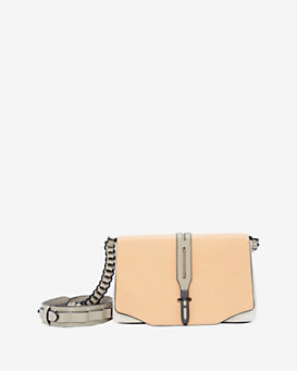 rag & bone Mini Enfield Colorblock Shoulder Bag