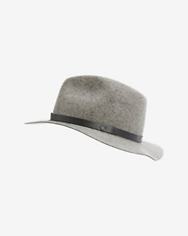 rag & bone Abbott Fedora: Grey