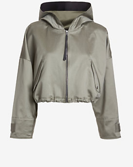 rag & bone Randi Crop Jacket