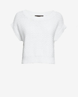 rag & bone/JEAN Addie Crop Sweater