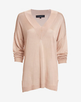 rag & bone Yvette V Neck Sweater