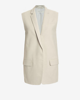 rag & bone EXCLUSIVE Francois Vest: Beige