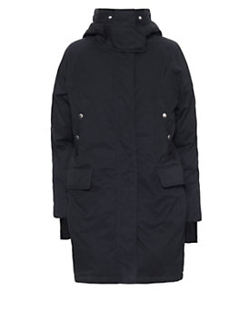 rag & bone Fur Trim Cold Weather Parka