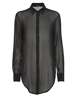 rag & bone EXCLUSIVE Nightingale Sheer Shirt