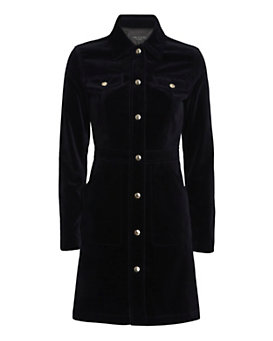 rag & bone Ziggy Velvet Dress