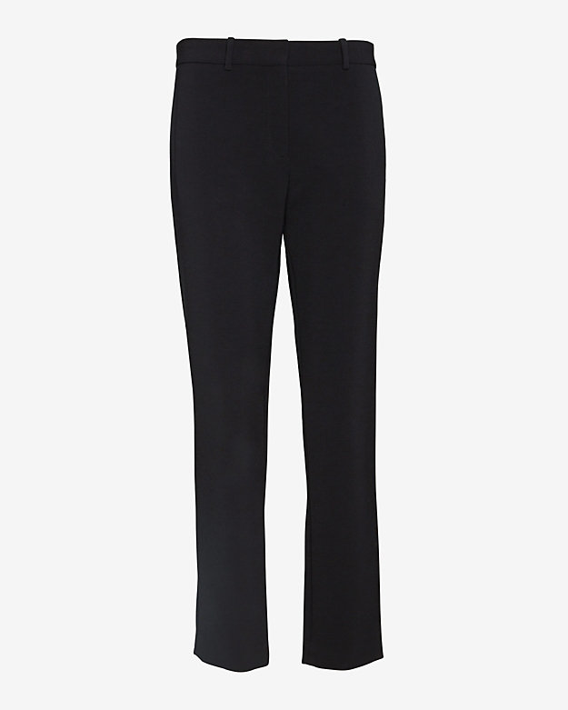 Joseph Stretch Trouser: Black