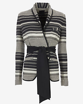 Marissa Webb Brighton Belted Jacket