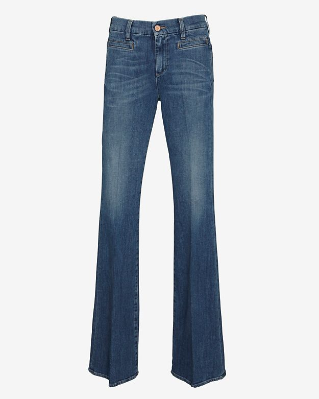 MiH Jeans Marrakesh High Rise Kick Flare