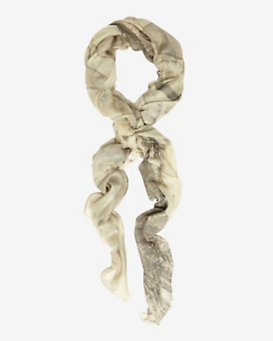 Yigal Azrouel Face Scarf