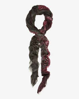 Yigal Azrouel Grass Scarf
