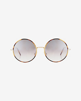 Spektre sunglasses Yoko Mirrored Lense Sunglasses