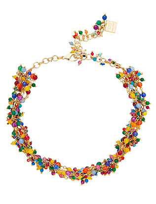 Amore Color Bead Necklace