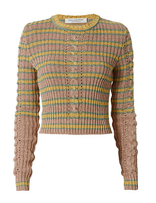 Philosophy Di Lorenzo Serafini Stripe Sweater