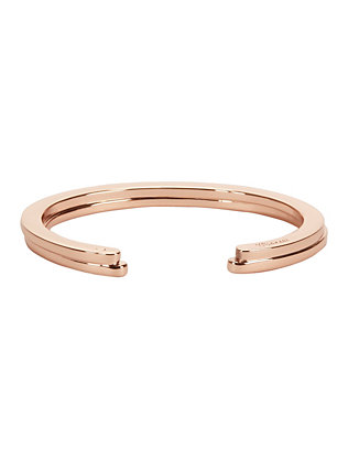 Miansai Half Layered Cuff: Rose Gold