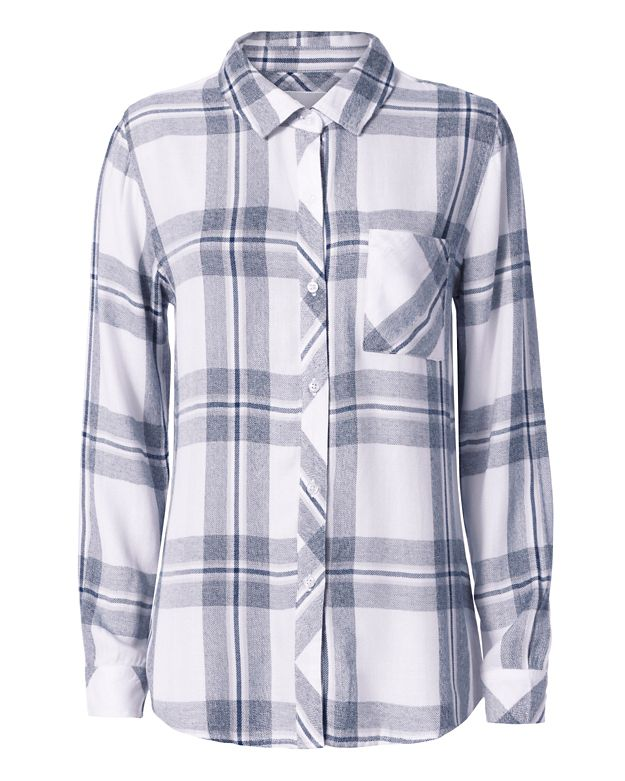 Rails Melange Plaid Shirt