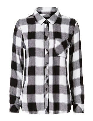 Buffalo Check Plaid Shirt