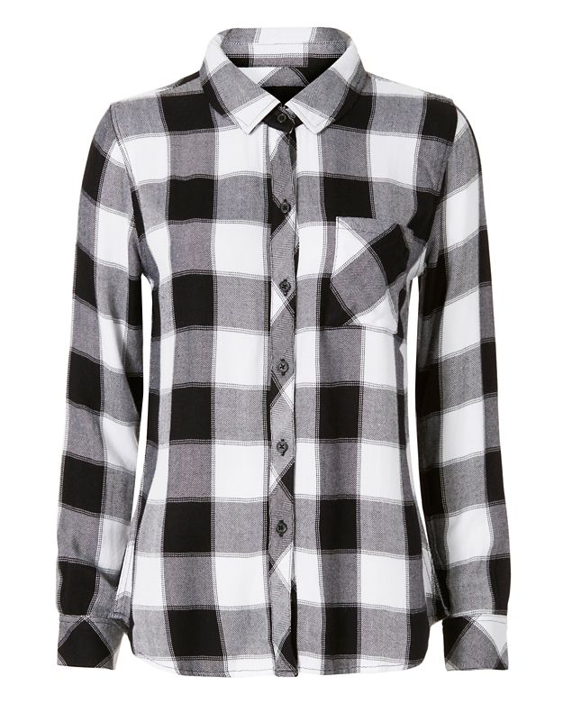 Rails Buffalo Check Plaid Shirt