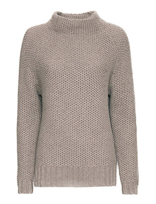 Christopher Fischer EXCLUSIVE Funnel Neck Cashmere Sweater