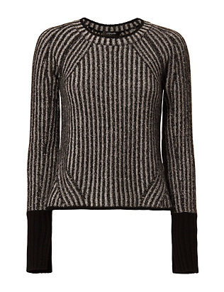 Christopher Fischer Cashmere Contrast Sweater