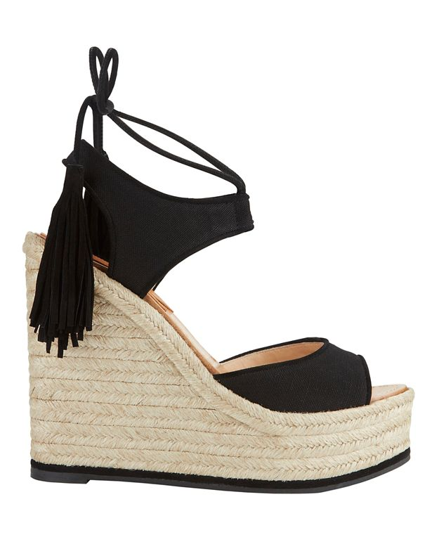Paul Andrew Tianjin Wedge Espadrilles