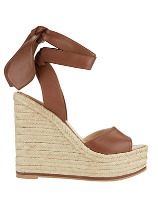 Paul Andrew Lulea Wedge Espadrilles