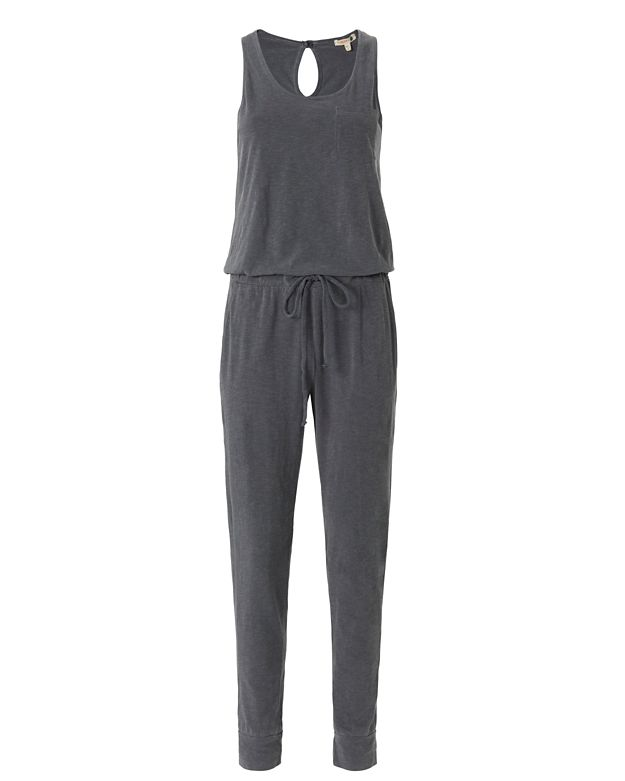 Sundry EXCLUSIVE Keyhole Back Tank Jumpsuit