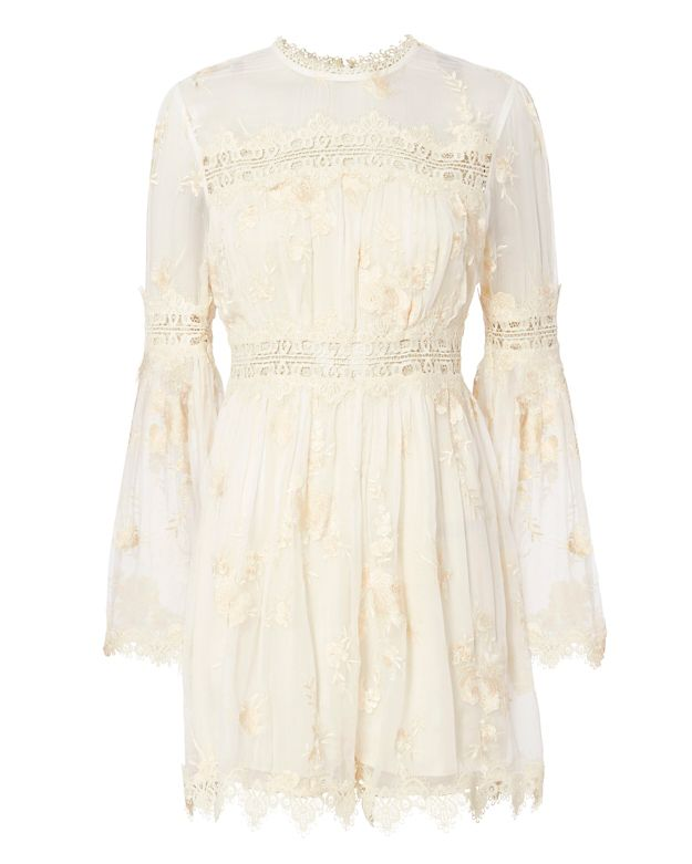 Zimmermann Antique Romper