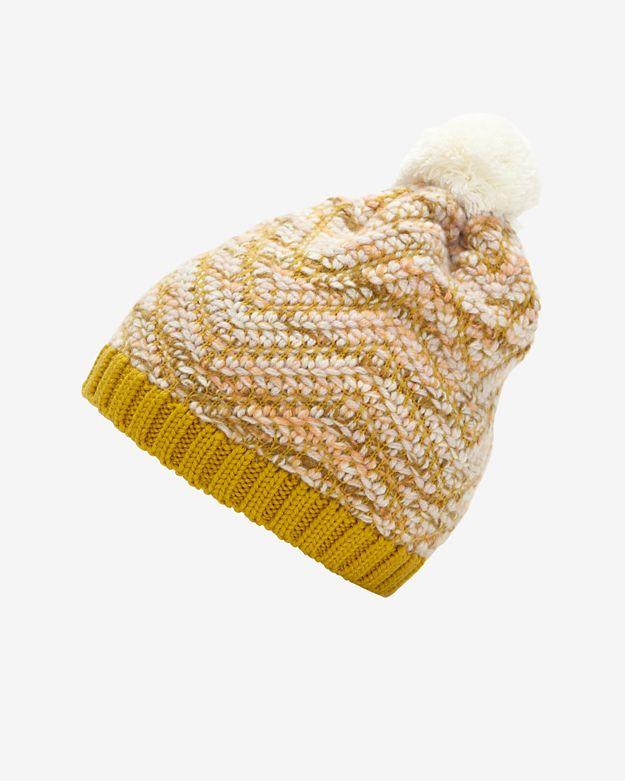 sale          missoni-chevron-knit-pom-hat by missoni