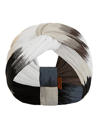 Missoni Ombre Chevron Top Knot Headband