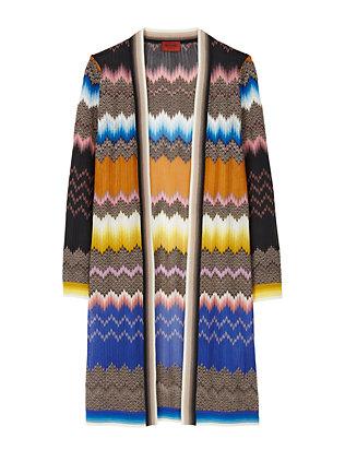 Rainbow Knit Cardi
