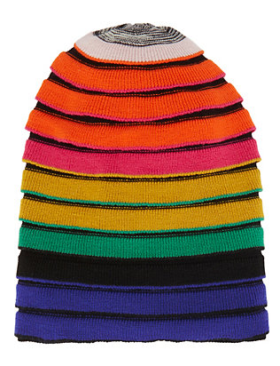 Missoni Rainbow Stripe Beanie