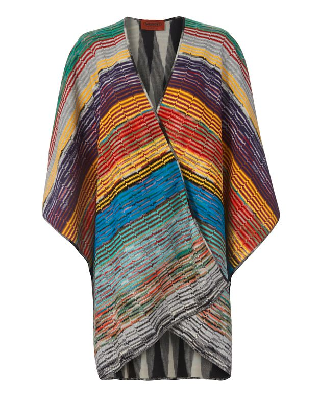 Missoni Reversible Poncho