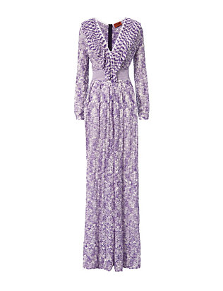 Missoni Knit V-Neck Jumpsuit