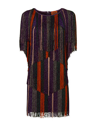 Missoni Multi Fringe Dress
