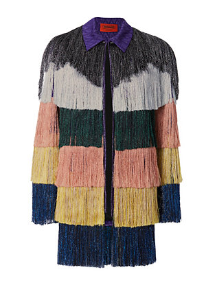 Missoni Fringe Jacket